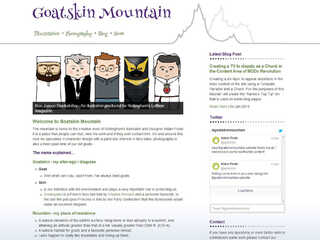 Goatskin Mountain