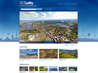 ACTuality - 360° Virtual Tours of Canberra
