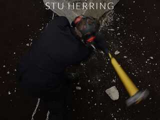 Stu Herring performance artist