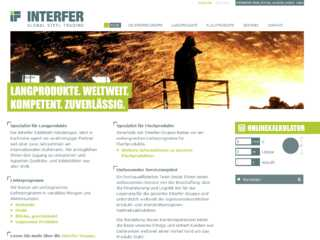 Interfer Global Steel Trading