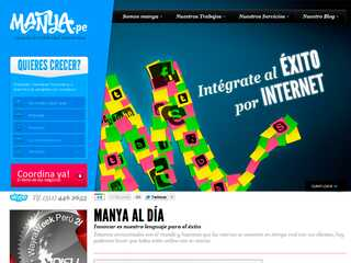 Manya.Pe Interactive Advertising Agency