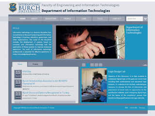 Department of Information Technologies - International Burch University