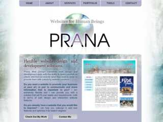 Prana Web Design