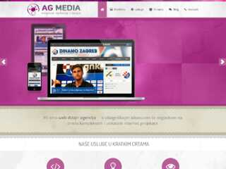 AG media - Web dizajn studio