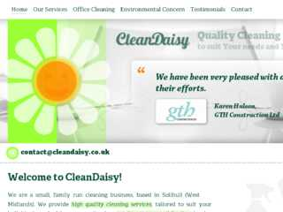 CleanDaisy - Quality Office Cleaning Services