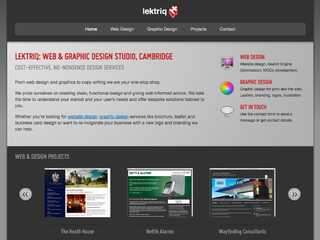 Lektriq Web & Graphic Design